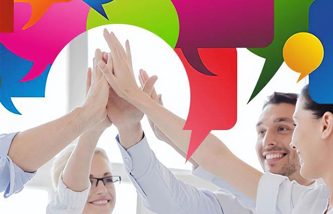 Gm integra formacion, cursos online subvencionados, estudios profesionales comunicación equipo trabajo