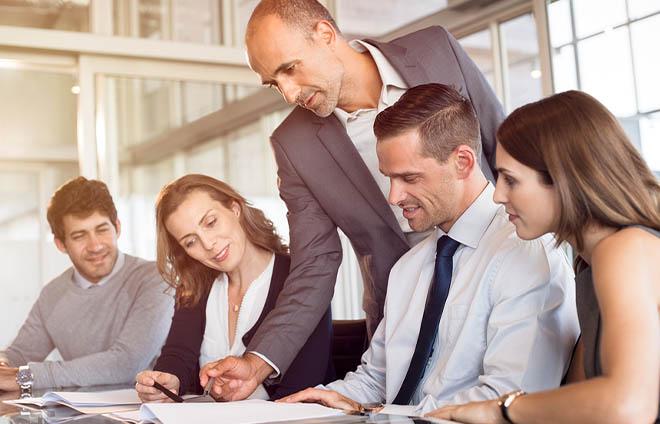 Gm integra formacion, cursos online subvencionados, estudios profesionales Liderazgo y trabajo en equipo