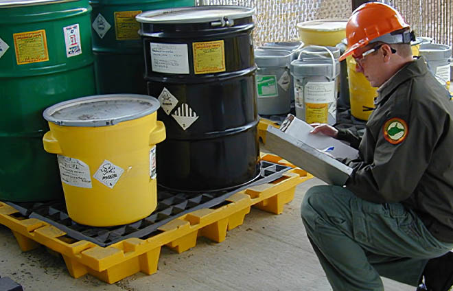Gm integra formación, cursos online subvencionados, estudios profesionales residuos industriales